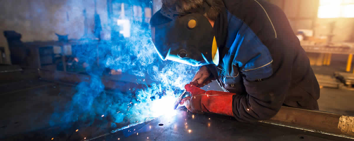 Professional MIG Welding London